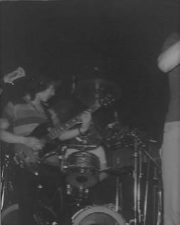 Bungalow Bar Paisley 1981 Photo by Eddy Burns