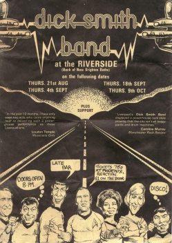 Riverside-Poster